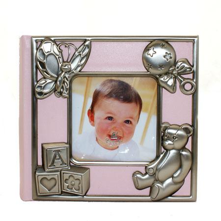 Baby fotoalbum - pige
