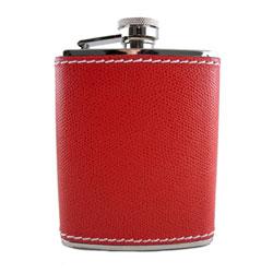 N/A Lommelærke - rød læder fra fenomen