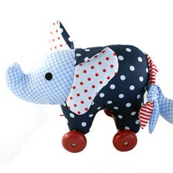 Noah - elefanter p� hjul