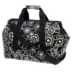 Reisenthel rejsetaske - fleur black