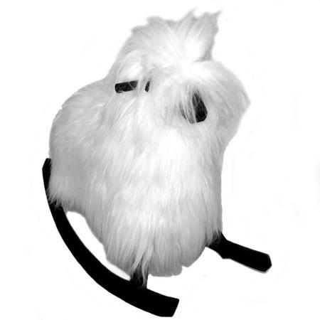 Gyngef�r - �gte uld (lyst)