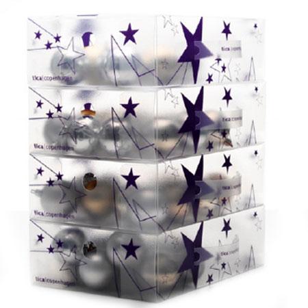 Sko �ske - lilla stjerner (Tica)