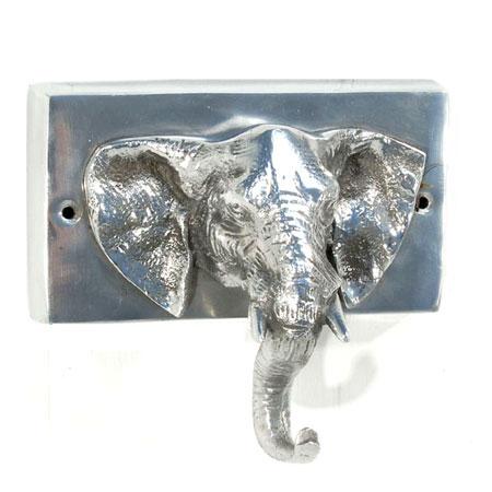 Elefant knage