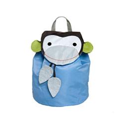 Theodor blå taske