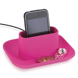 Mobil holder - pink
