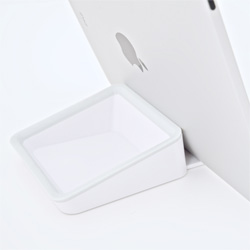 Vendora Nest - iPad holder hvid