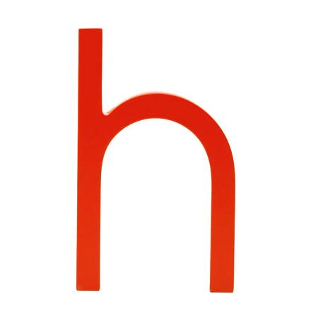 Bogstav h - r�d