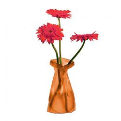 Billede af Le Sack vase - orange