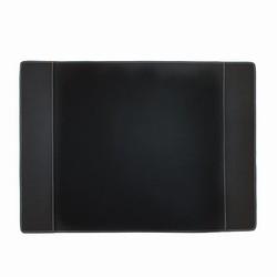 Skrivebordsunderlag - sort læder (large) fra ørskov på fenomen