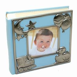 Image of   Baby fotoalbum - dreng