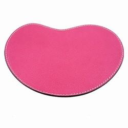ørskov Musemåtte - lyserød læder på fenomen