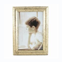 Image of   Fotoramme med guld kant - 18x24 cm