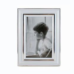 Image of   Fotoramme med hvid kant - 18x24 cm