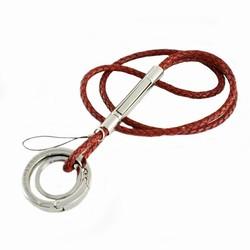 Verivinci nøglekæde - rød læder fra verivinci fra fenomen