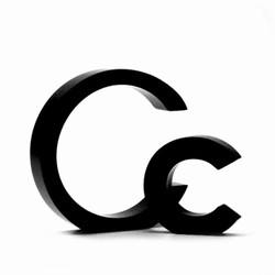 okholm – Sort bogstav - c på fenomen