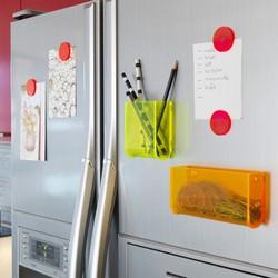 Image of   Akryl bokse med magneter