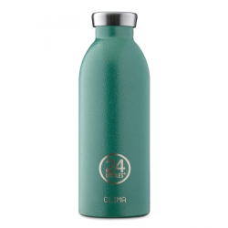 Image of   Clima Termoflaske 24Bottles - Rustic Moss Green
