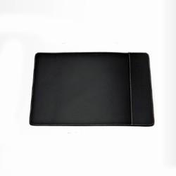 Skrivebordsunderlag - sort læder (medium) fra ørskov fra fenomen