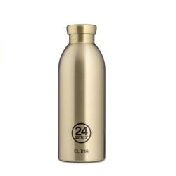 Image of   24Bottles Clima vandflaske - Prosecco Gold