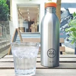 Image of   24Bottles Urban drikkeflaske - Stål
