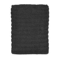 Zone badehåndklæde prime - coal grey fra zone på fenomen