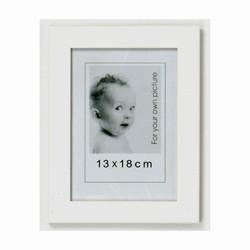 essem – Hvid fotoramme - 13x18 cm på fenomen