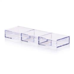 nomess – Momabox 3 - 3 stk. klar akryl fra fenomen