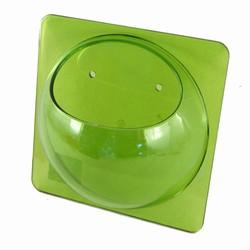 speedtsberg Grøn akryl holder på fenomen