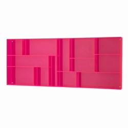 Image of   Sættekasse - pink akryl