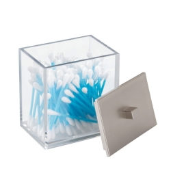 Holder til badeværelset - akryl fra interdesign på fenomen
