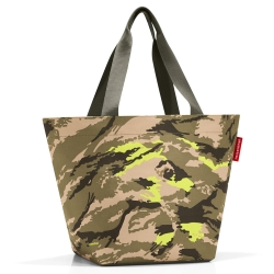 reisenthel Shopper m - camouflage på fenomen