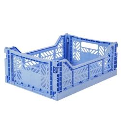 Image of   Aykasa kasse midi - baby blue