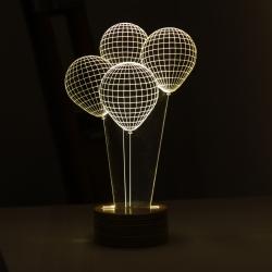 Lampe ballon bulbing fra bulbing fra fenomen