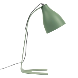 Image of   Barefoot lampe - jungle green