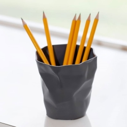 essey – Bin bin pencil holder - grå fra fenomen