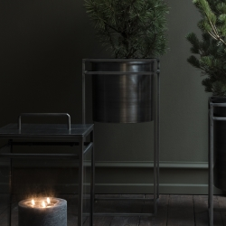 cozy living – Blomster opsats til gulv - cozy living på fenomen