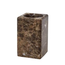 Image of   Tandkrus brun marmor - Aquanova