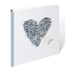 walther – Bryllups fotoalbum - hjerte fra fenomen