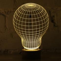 bulbing Luftballon lampe - bulp bulbing fra fenomen