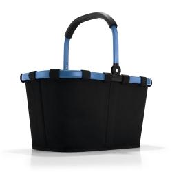 Reisenthel indkøbskurv - sort/blå fra reisenthel fra fenomen