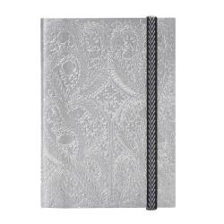 Christian lacroix paseo - sølv notesbog fra christian lacroix på fenomen