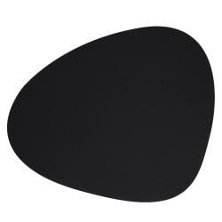 Image of   Dækkeserviet Tabu sort - large