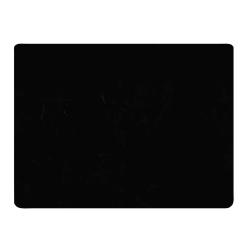 Image of   Dækkeserviet firkantet - sort