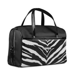 morfo – Stor dame toilettaske - zebra på fenomen