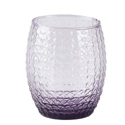 Drikkeglas lilla - 6 stk. fra gillian jones fra fenomen