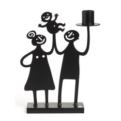 Family lysestagen large - bengt og lotta fra bengt & lotta på fenomen