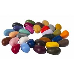 Image of   Farver af soyavoks 32 stk. - Crayon Rocks