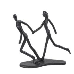 Image of   Figur par som løber