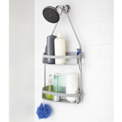 umbra – Flex shower caddy - grå på fenomen