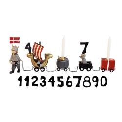 kids by friis – Fødselsdagstog - viking på fenomen